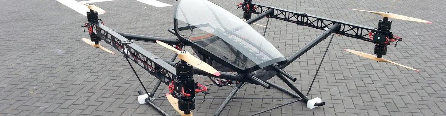 aerospace drones