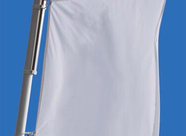 infra vlaggemastpootjes