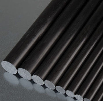 carbon staaf rods