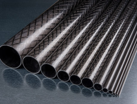 carbon tube dunwandig
